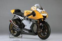 Goodwood Yamaha M1 de Valentino Rossi, Yamaha Factory Racing