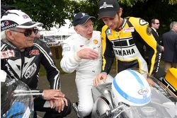 John Surtees e Valentino Rossi, Yamaha Factory Racing