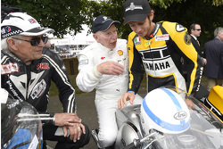 John Surtees y Valentino Rossi, Yamaha Factory Racing