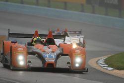 #11 RSR Racing Oreca FLM09 Chevrolet : Chris Cumming, Bruno Junqueira