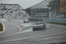 #9 Stevenson Motorsports, Chevrolet Camaro Z/28.R: Lawson Aschenbach, Matt Bell