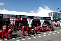 Pitstop, Miguel Molina, Audi Sport Team Abt Audi RS 5 DTM