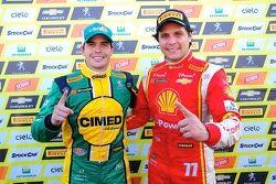 Marcos Gomes et Valdeno Brito