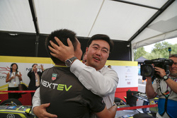 China Racing celebrate the championship