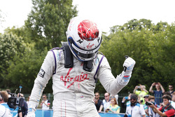 El ganador, Sam Bird, Virgin Racing