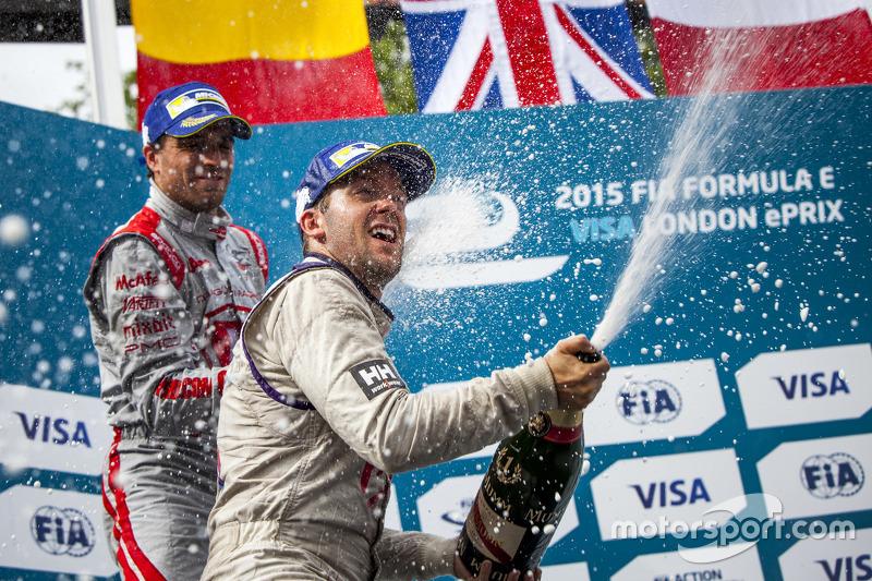 Победитель - Сэм Берд, Virgin Racing