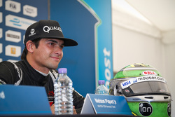El campeón, Nelson Piquet Jr., China Racing