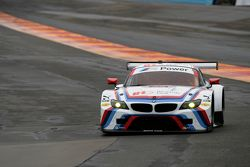 #25 BMW Team RLL, BMW Z4 GTE: Bill Auberlen, Dirk Werner