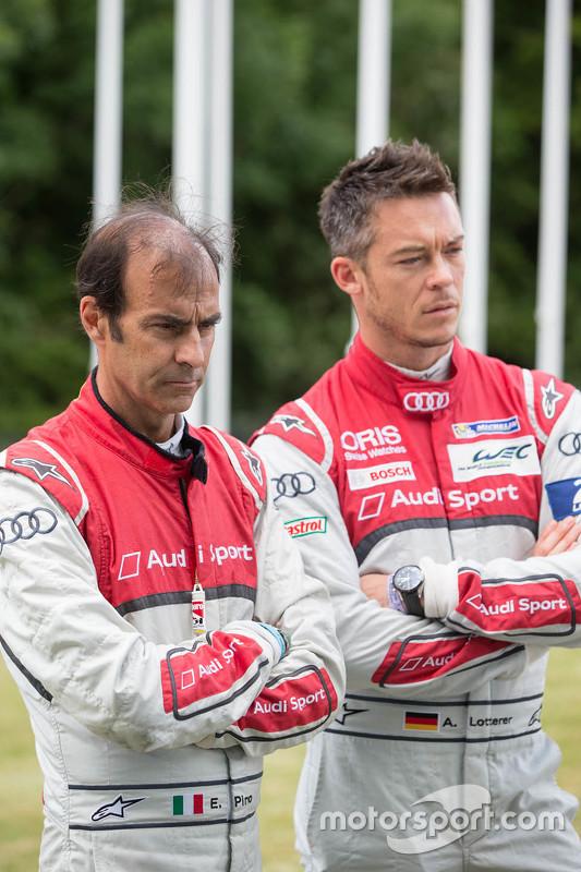 Emanuele Pirro und André Lotterer