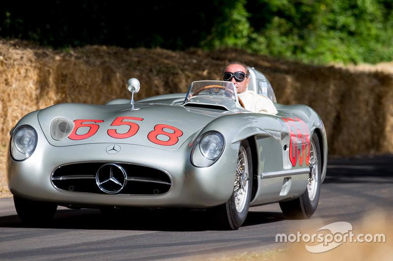 Klassische Mercedes