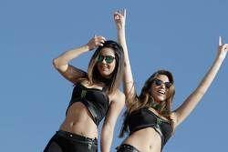 Chicas de la parrilla en Santa Cruz do Sul