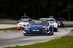 #14 Global Motorsports Group Audi R8 LMS Ultra: James Sofronas