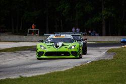 #54 Black Swan Racing Dodge Viper GT3R: Tim Pappas