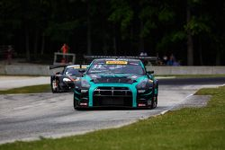 #33 Always Evolving Racing, Nissan GT-R-GT3: JD Davison