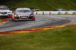 #99 JCR Motorsports, Audi R8 LMS Ultra: Jeff Courtney