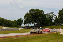 #29 NGT Motorsport, Ferrari 458: Eduardo Cisneros
