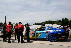 #60 Capaldi Racing, Ford Boss 302: Jack Roush, jr.