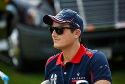 #46 Maserati Corse, Maserati GranTurismo MC: Nick Mancuso