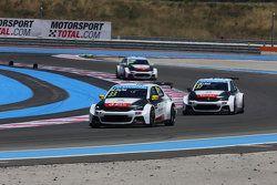 Qing-Hua Ma, Citroën C-Elysée WTCC, Citroën Total WTCC