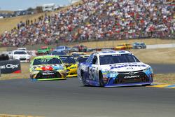 David Ragan, Michael Waltrip Racing, Toyota