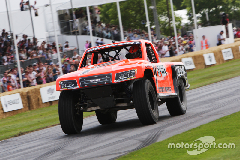 Robby Gordon in Goodwood