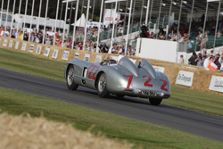 Sir Stirling Moss, Mercedes-Benz 300 SLR 722