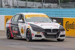#84 BimmerWorld Racing, BMW 328i: James Clay, Jason Briedis