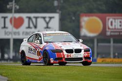 #46 Fall-Line Motorsports, BMW M3: Trent Hindman, Ashley Freiberg