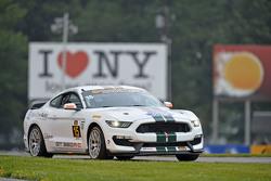 #15 Multimatic Motorsports, Ford Mustang Boss 302R: Scott Maxwell, Billy Johnson