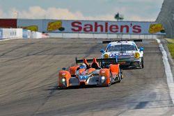#11 RSR Racing, Oreca FLM09 Chevrolet: Chris Cumming, Bruno Junqueira