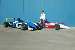Lucas Ellery a la carrera de Australia Fórmula 3 y a Fórmula Ford de Australia en el mismo fin de s