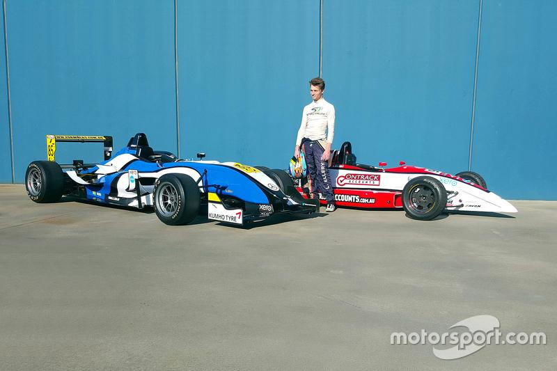 Luke Ellery to race both Australian Formula 3 and Australian Formula Ford on the same weekend at Sydney Motorsport Park