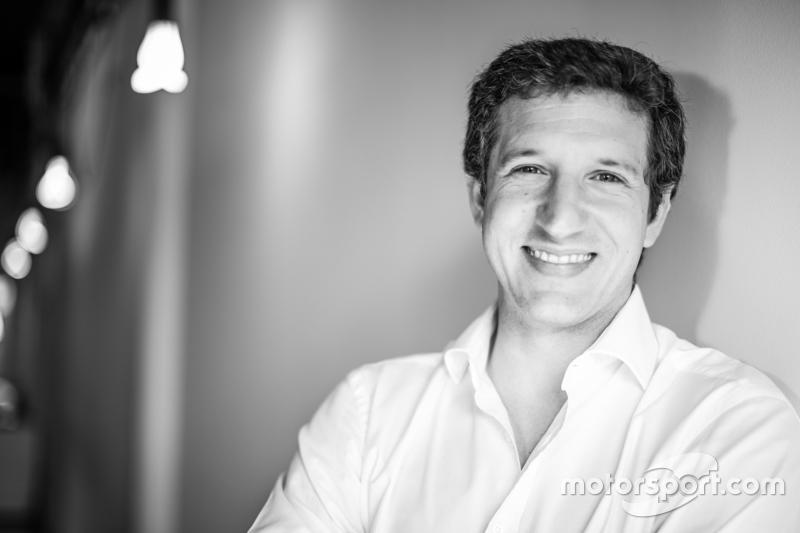 Filippo Salza, Motorsport.com Italia President