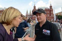 Екатерина Бельцевич и Алексей Васильев
