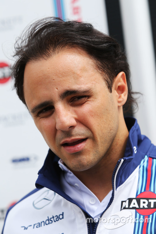 Felipe Massa, Williams.