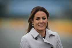 Natalie Pinkham, apresentadora da Sky Sports