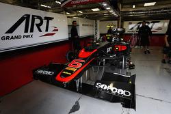 Wagen van Nobuharu Matsushita, ART Grand Prix