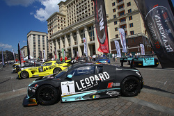 #1 Belgian Audi Club Team WRT Audi R8 LMS Ultra : Laurens Vanthoor, Robin Frijns