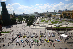 L'ambiance de Moscou