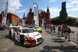 #6 Phoenix Racing Audi R8 LMS : Niki Mayr-Melnhof, Markus Winkelhock