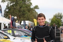Dunlop Series driver Todd Hazelwood at the Clipsal 500