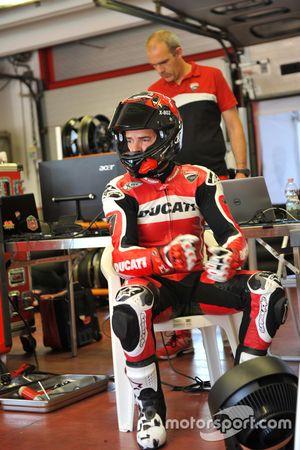 Carlos Checa, Ducati Team