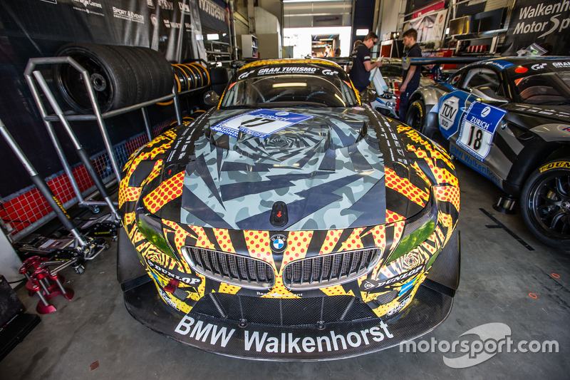 #17 Walkenhorst Motorsport, BMW Z4 GT3