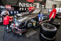 #35 Nissan GT Academy Nissan GT-R Nismo GT3