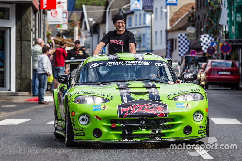 #13 Chrysler Viper