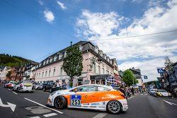 #253 Lubner Motorsport, Opel Astra OPC Cup