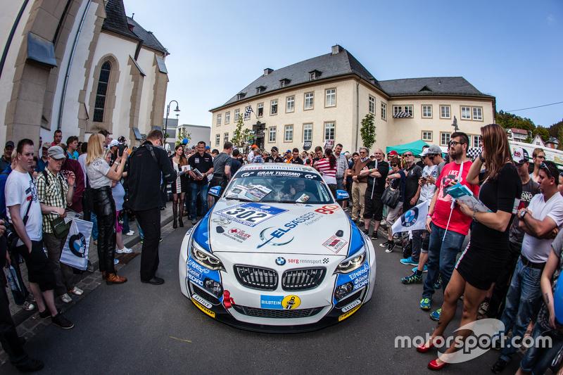 #302 Sorg Rennsport, BMW 235i Racing