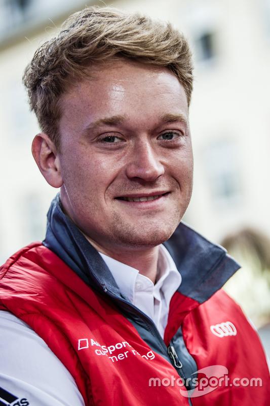 #29 Audi Sport Team WRT, Audi R8 LMS: Christer Jöns