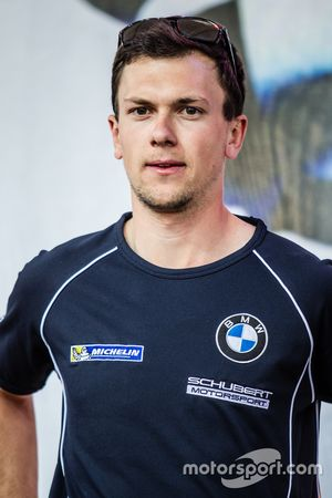 #20 Schubert Motorsport BMW Z4 GT3: Dominik Baumann