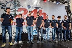 Schubert Motorsport : Dominik Baumann, Claudia Hürtgen, Jens Klingmann, Martin Tomczyk, Dirk Müller, Alexander Sims, Dirk Werner, Marco Wittmann